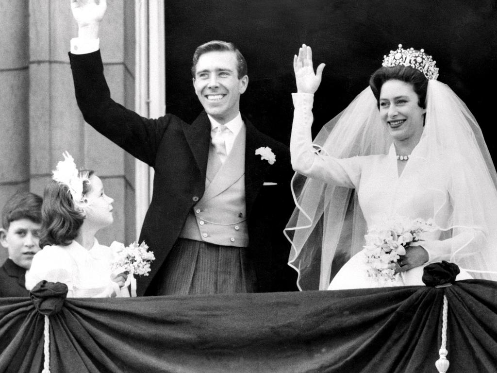 The pair were married in May 1960.