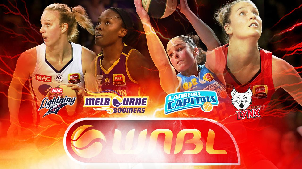 The WNBL finals series preview.