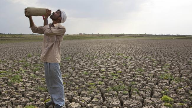 Extreme weather conditions have left farmers struggling to survive.