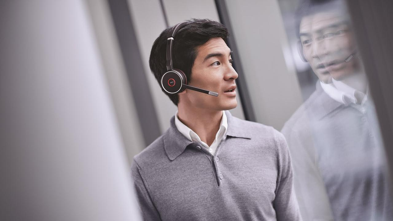 Wireless headsets can help you avoid touching your germ-ridden phone to your face.