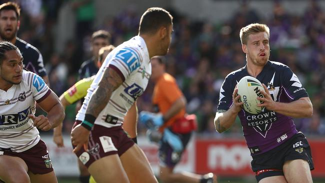 Cameron Munster has an ankle injury.