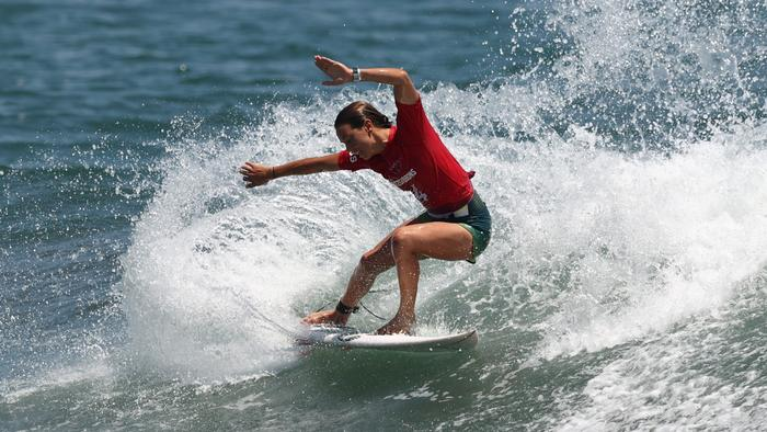 Surfing - Olympics: Day 2