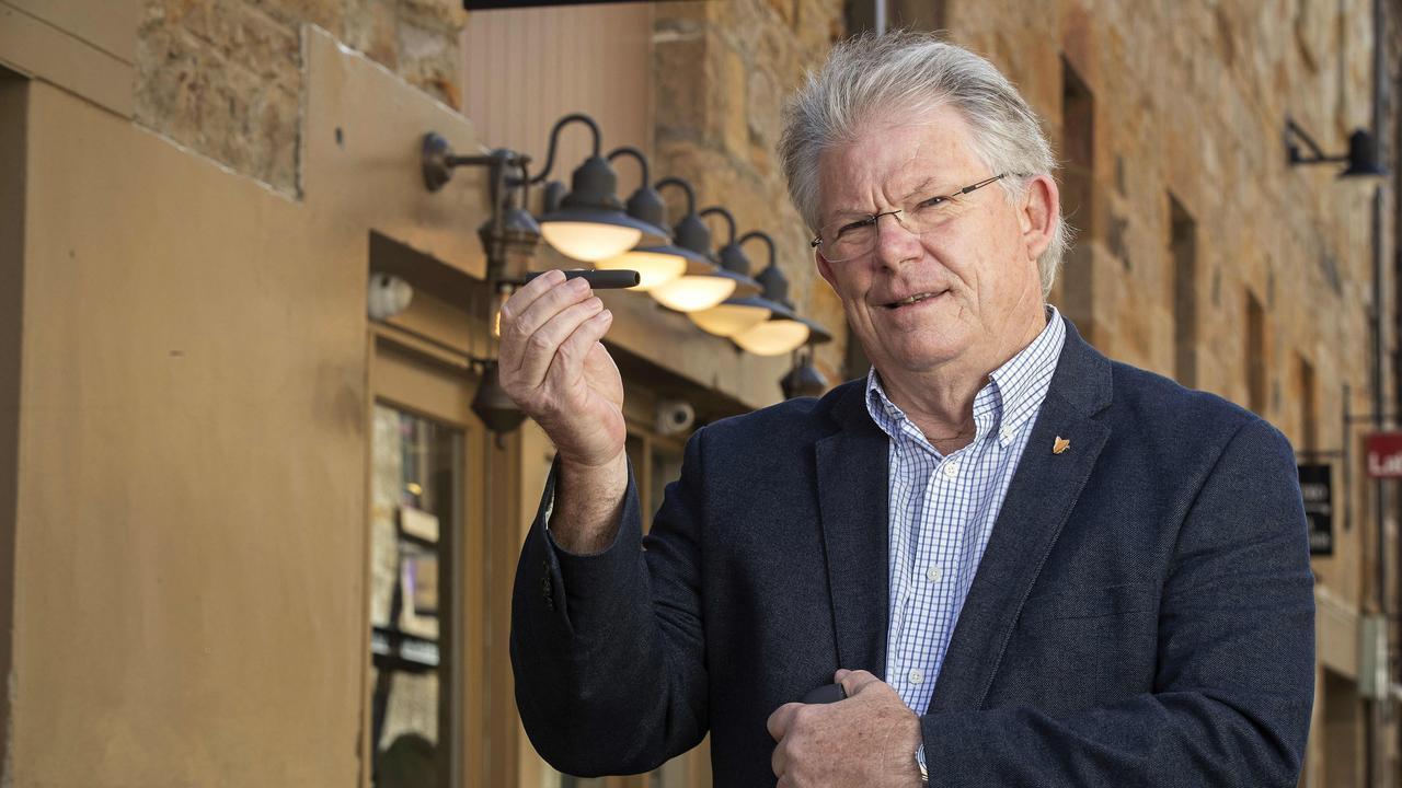 Tasmanian Small Business Council CEO Robert Mallett. Picture: Chris Kidd