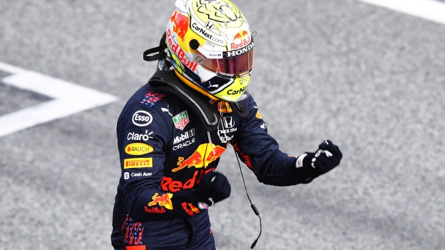 Red Bull's Max Verstappen dominated the Styrian Grand Prix to extend his lead in the drivers' championship.  (Photo by Mark Thompson/Getty Images)