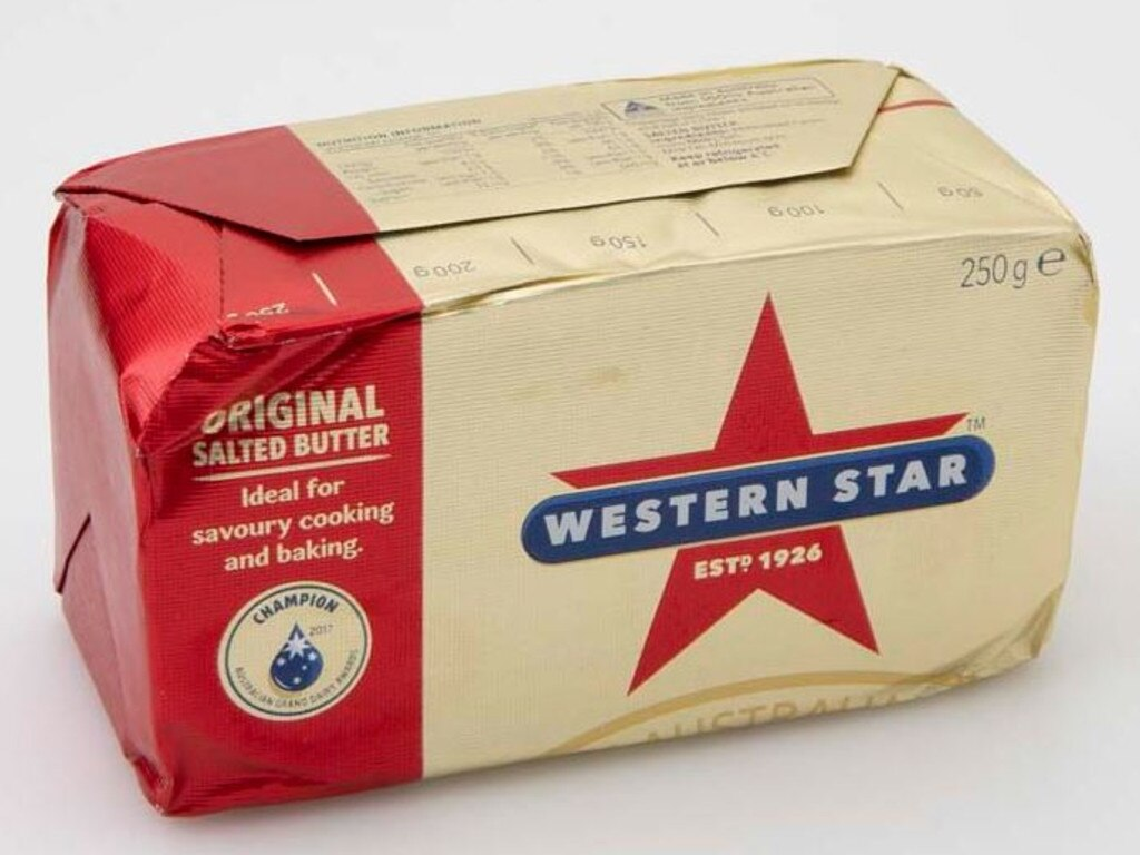 Western Star was also ranked highly, coming in second place for its Original Salted Butter, which costs $3.70.