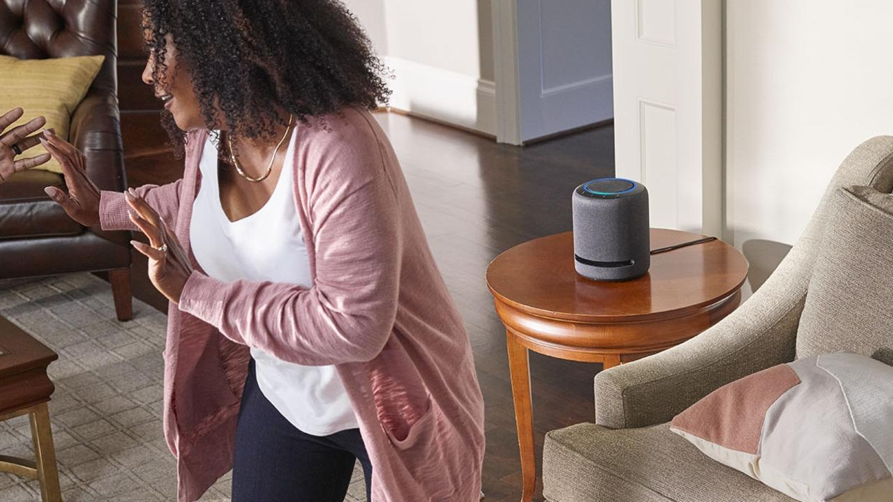 Amazon's smart speakers are becoming more prevalent in modern homes despite privacy concerns.