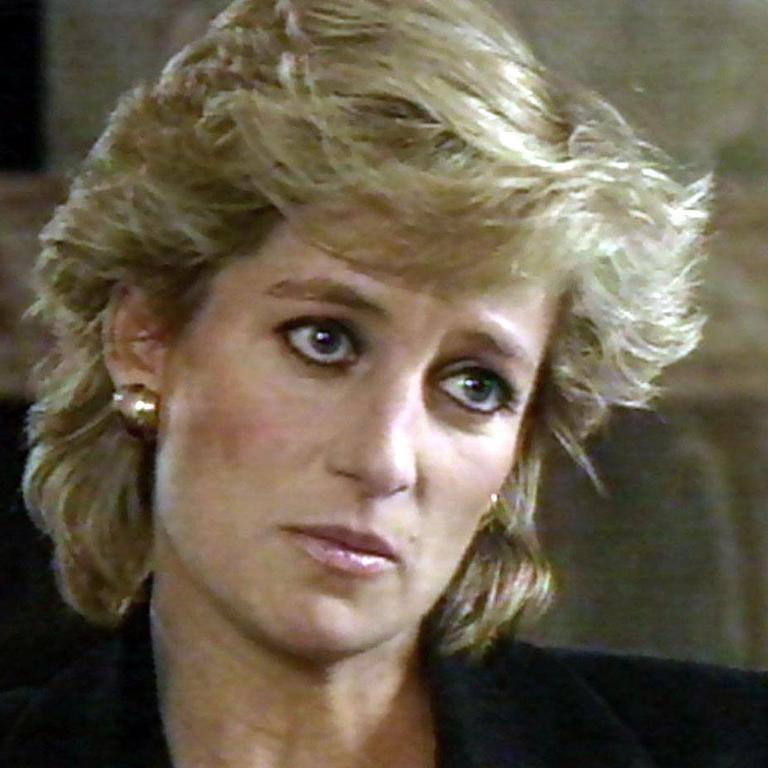 Princess Diana's ability to court the press, like in her now infamous 1995 Panorama interview, was at odds with how the palace likes to operate. Picture: BBC.
