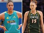 Liz Cambage may back down.