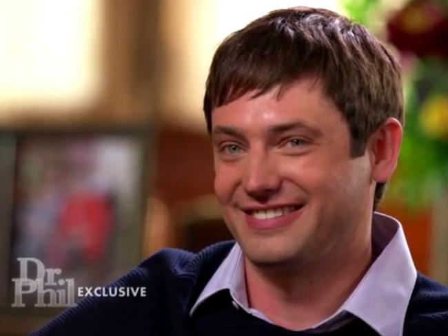 Burke Ramsey, now 29, this month smiled his way through a TV interview with Dr Phil.