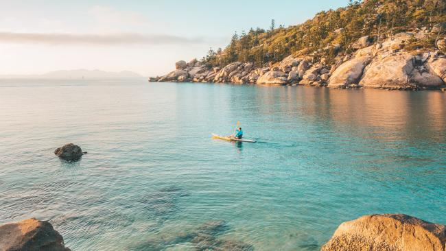 49/71Magnetic Island - Queensland A tropical island getaway just off the coast of Townsville, Magnetic Island ticks all the boxes with its lovely, pristine beaches and access to the Great Barrier Reef.Picture: Tourism and Events Queensland