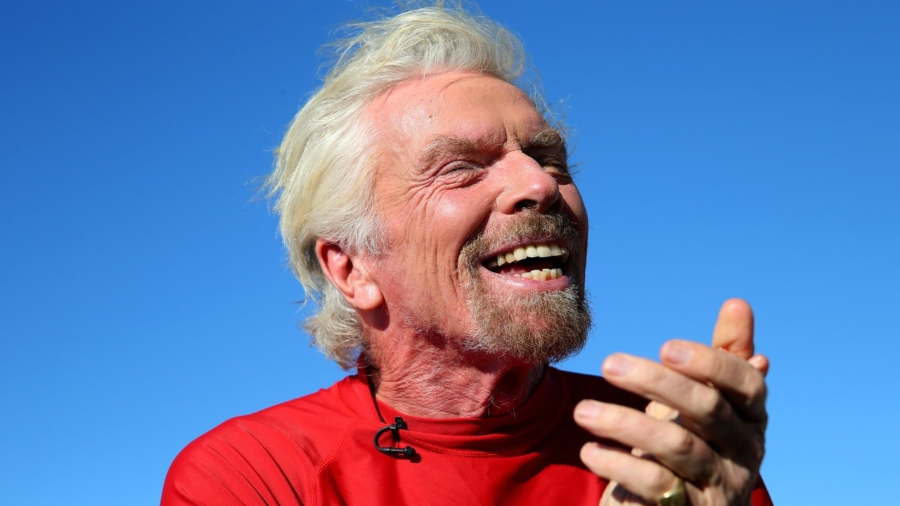 Richard Branson would have the 'carbon footprint of Tasmania'