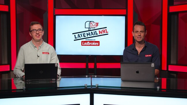 Late Mail NRL Powered by Ladbrokes - 2019 Round 15