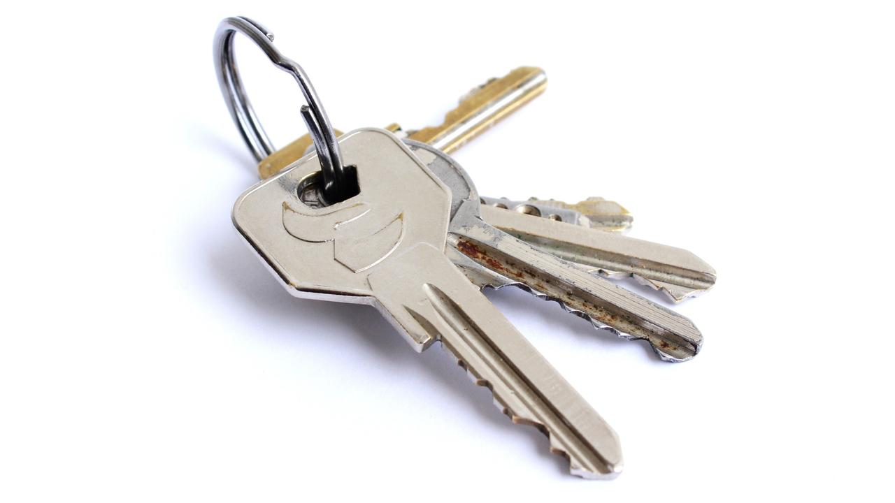 Keys – one size fits all …