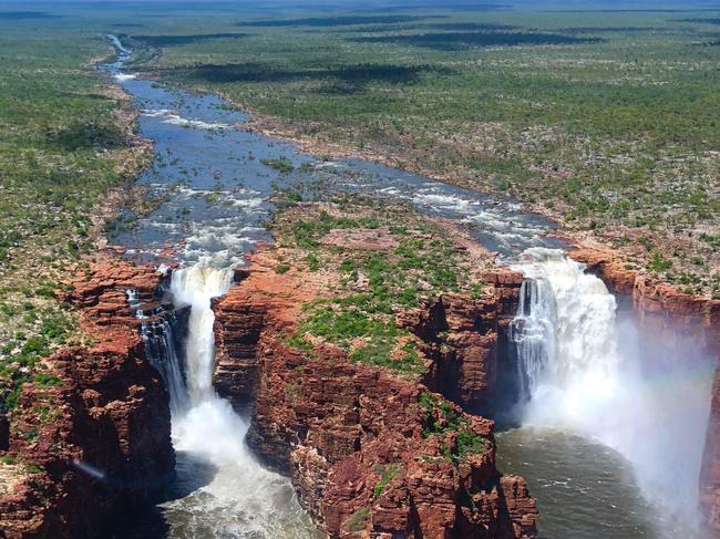 TRY: While most of us avoid the Outback in the wet season, locals will tell you it's their favourite season. The usually dry terrain is flooded with green, waterfalls cascade and birdlife teems. Outback Spirit offers a Wet Season Spectacular tour that explores the beauty of the drenched landscape from Darwin to the North Kimberley.