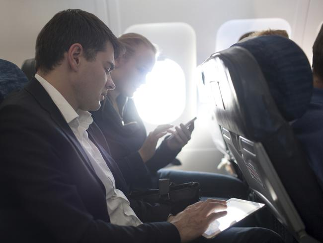 Some fear phone calls will disrupt flying and contribute to air rage.