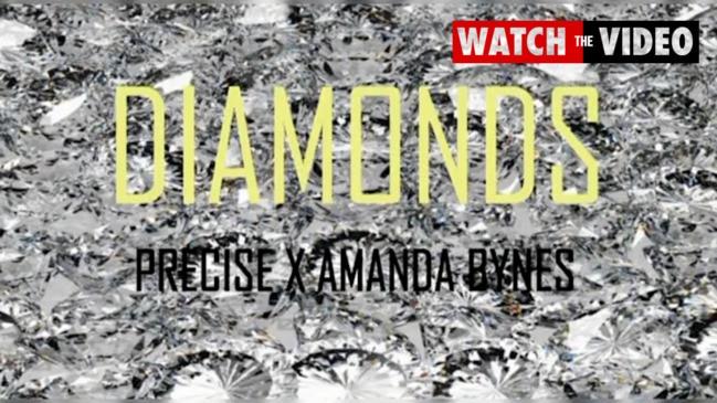 Amanda Bynes teases her new rap music