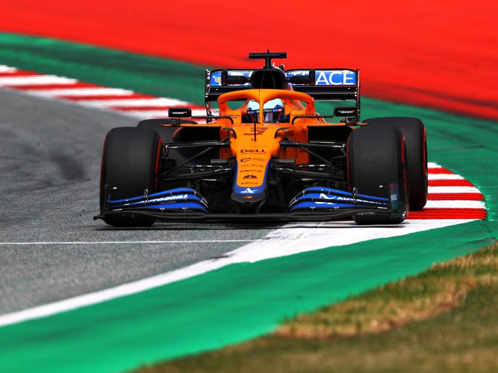 Daniel Ricciardo is searching for his first podium in a McLaren.