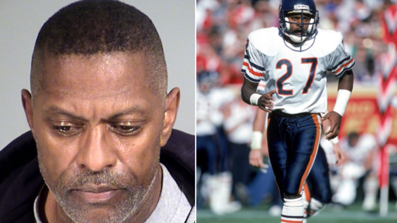 Michael Richardson was a star defender for the Chicago Bears.