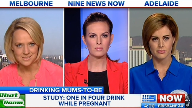 Study suggests one in four drink while pregnant