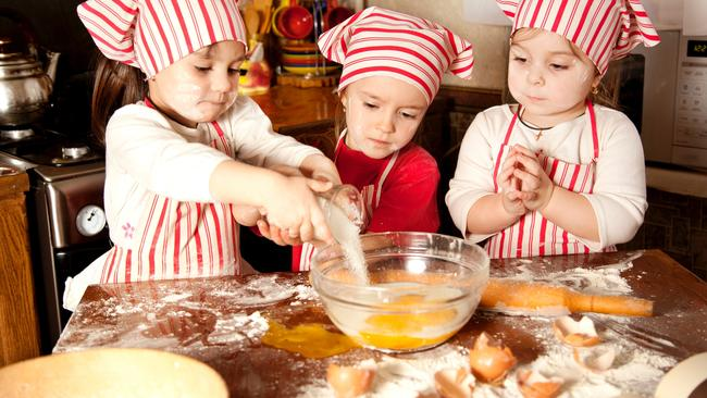 Five ways to entertain kids at home