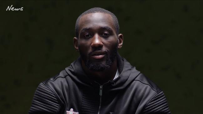 Terence Crawford and trainer Brian McIntyre reveal their thoughts on Jeff Horn