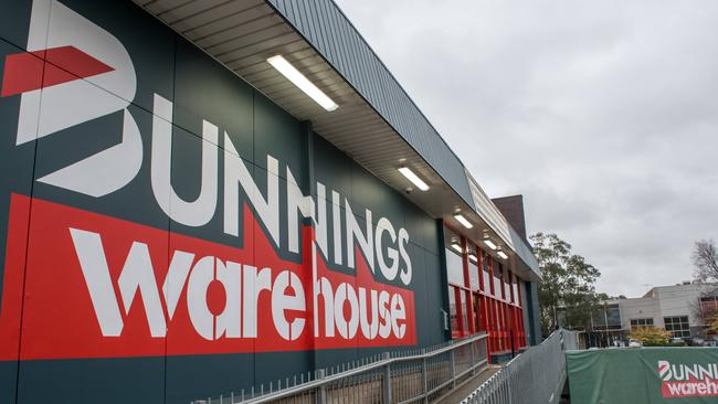 Bunnings keeps an eagle eye on its competitors. Picture: Christopher Chan.