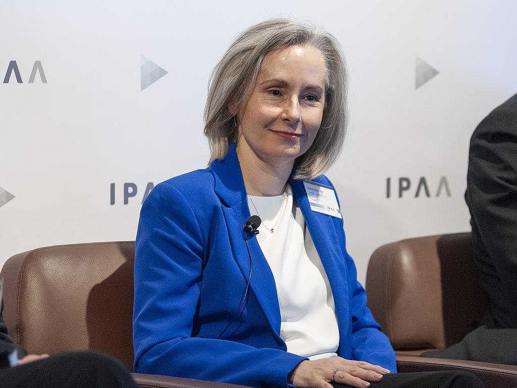Rachel Noble is the Director-General of the Australian Signals Directorate. She was appointed to the position in February 2020. Picture: Rob Little