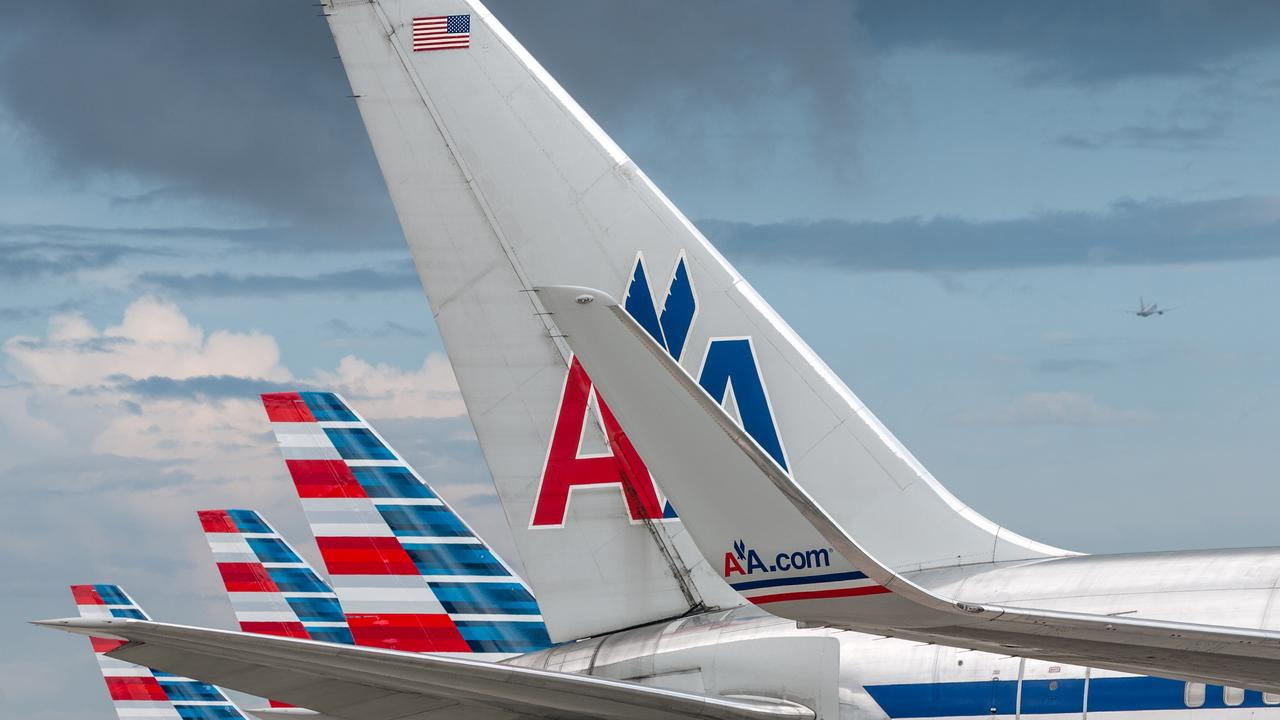 The incident took place on-board an American Airlines flight.