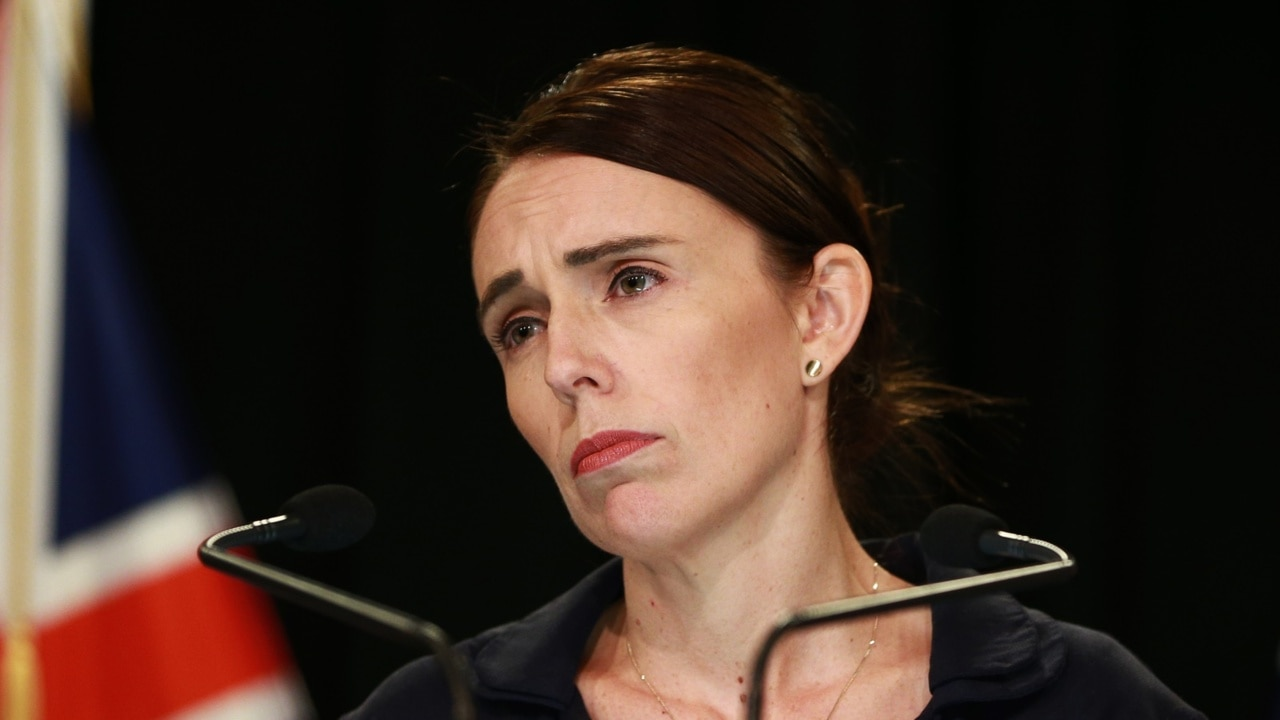 NZ PM condemns protests for breaching lockdown laws