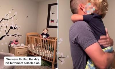 Couple's heartbreak over adoption gone wrong
