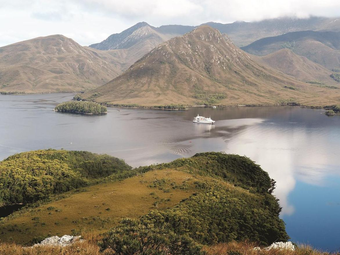 Supplied Editorial Fwd: Coral Expeditions launch 14-night Tasmanian Circumnavigation for 2020