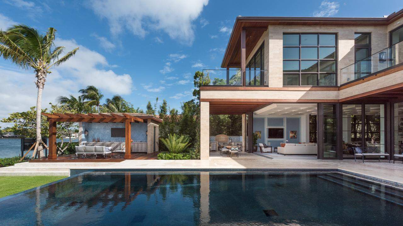 6010 N Bay Rd Miami Beach, Florida, 33140 United States. Supplied by Christie's International Real Estate.