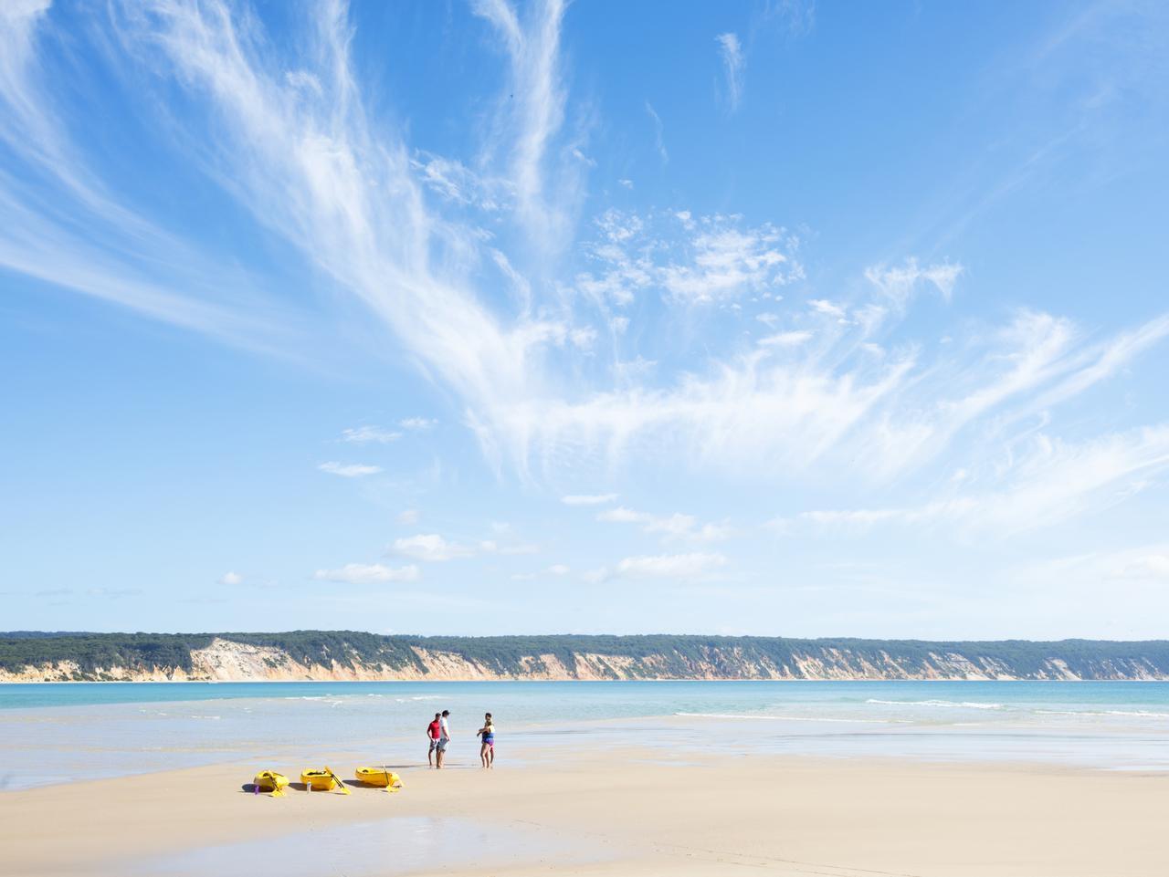 ESCAPE: Rainbow Beach Qld, Belinda Seeney. Picture: Supplied / Gympie Tourism