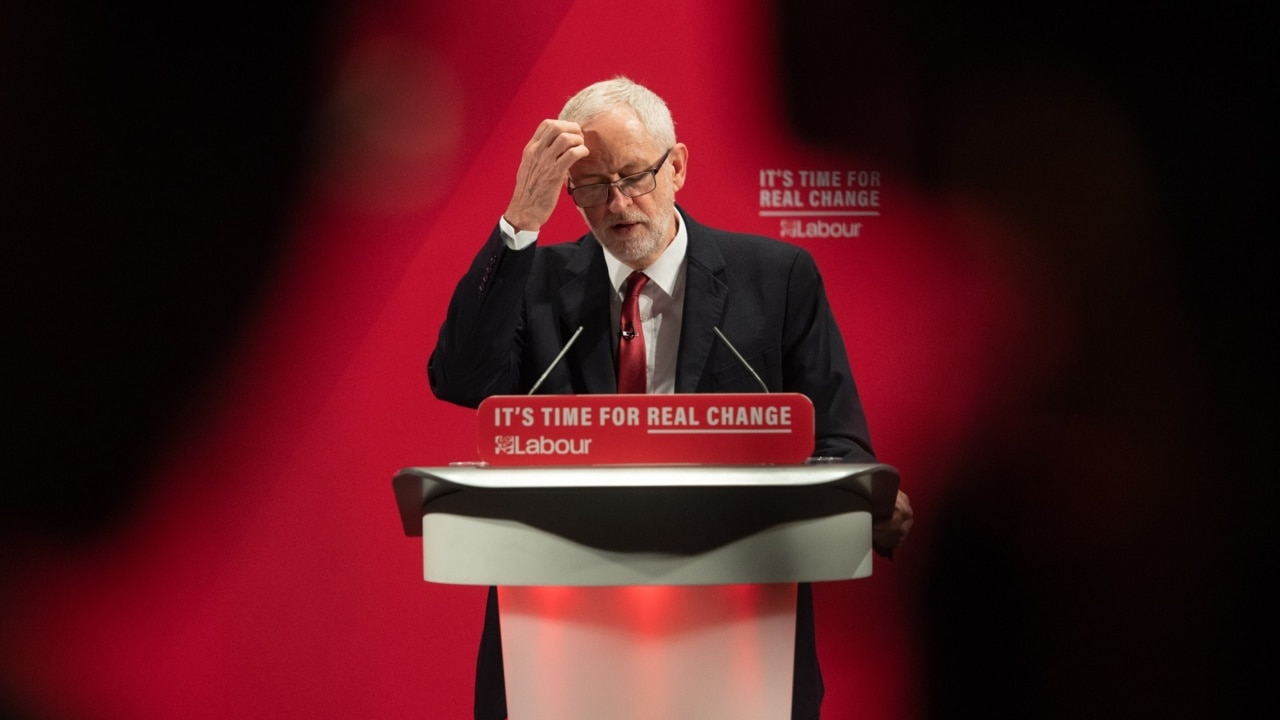 Rejection of Corbyn's 'socialist manifesto' brings 'stability' to UK