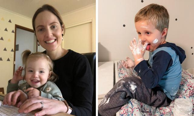 'I'm a teacher with two toddlers and think closing schools would be disastrous'