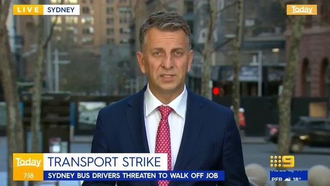 Sydneysiders 'can't be fined or denied service' (The Today Show)
