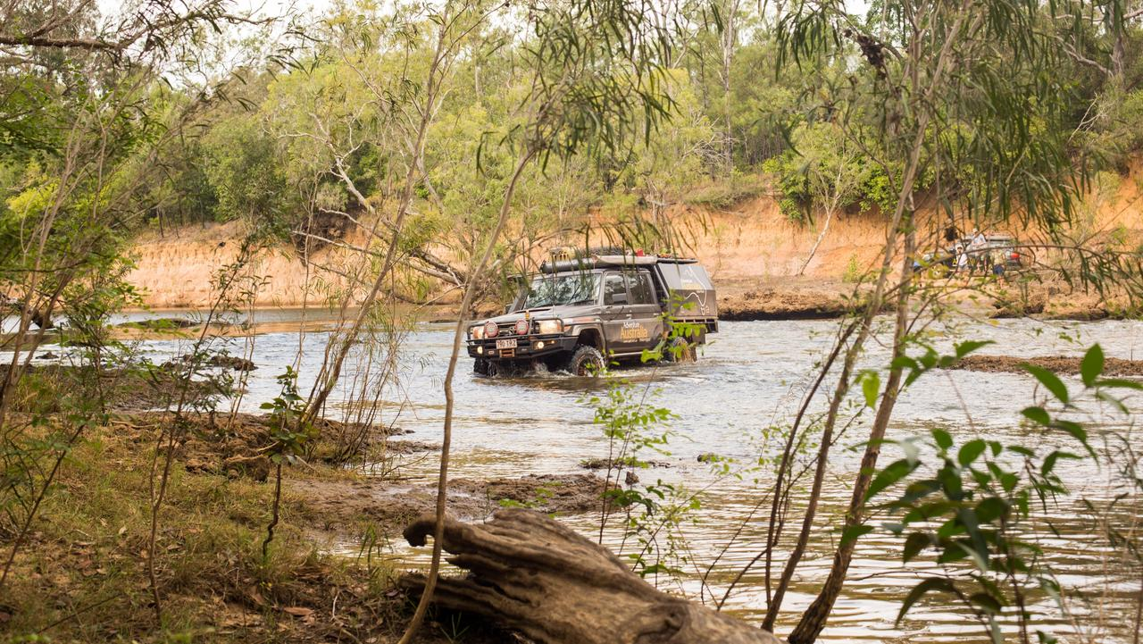 Steve Irwin Wildlife reserve, Cape York. Picture: Tourism Tropical North Queensland/Andrew Tallon (must credit) Celeste Mitchell, Cape York 4WD, Sunday Escape
