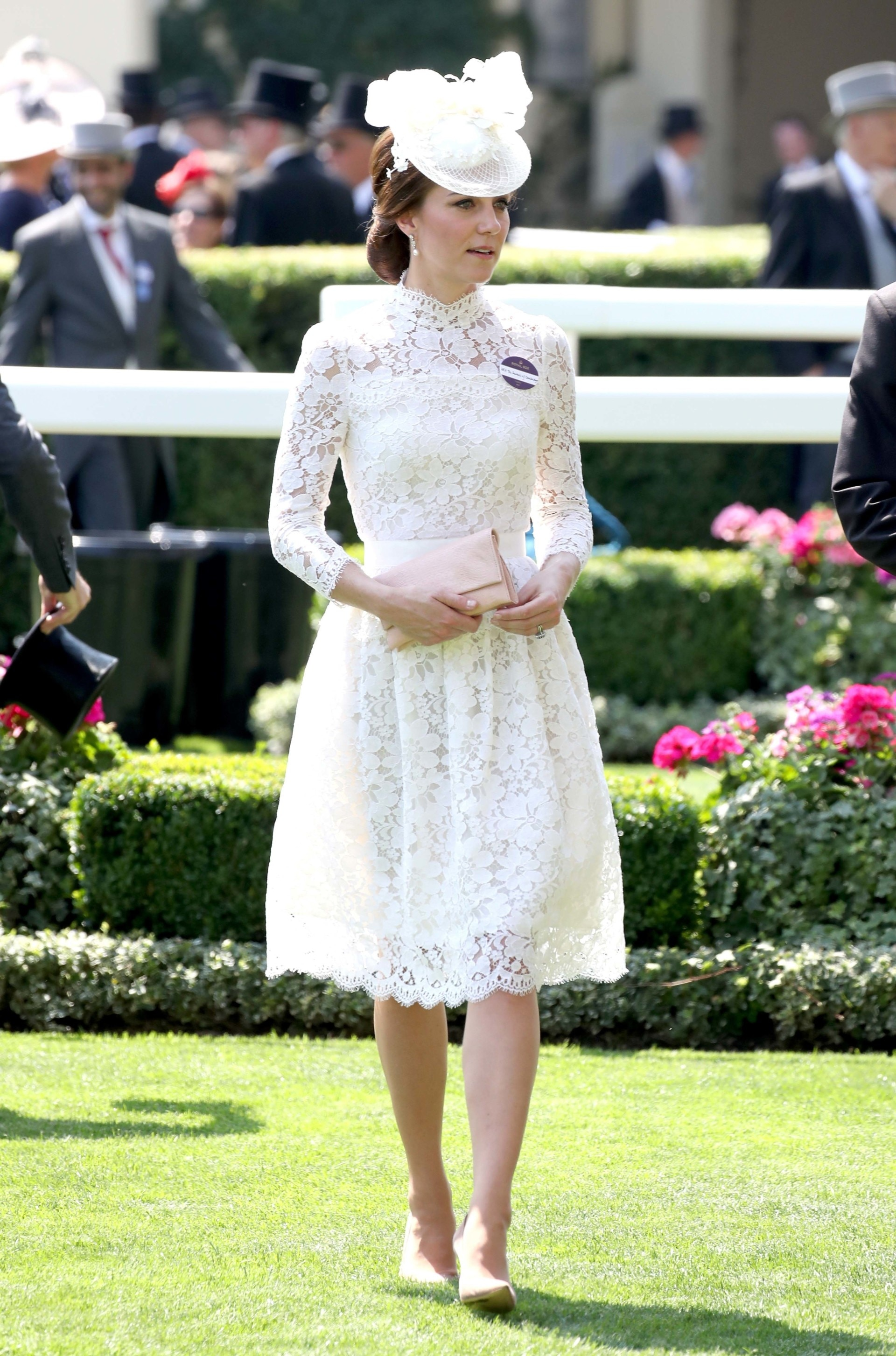 Racing outfit inspiration from your favourite royals
