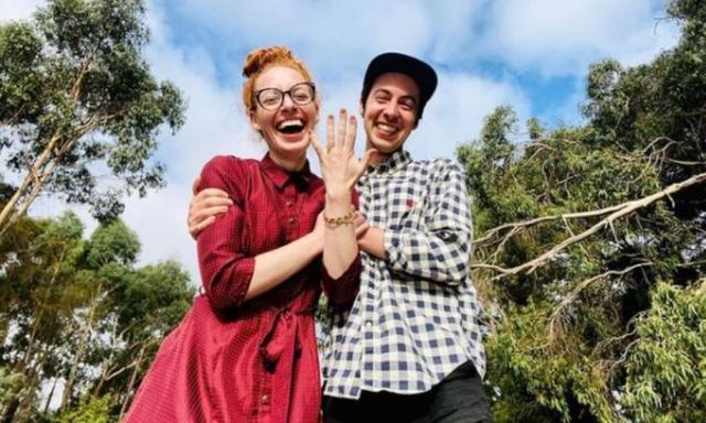 Emma Wiggle engaged