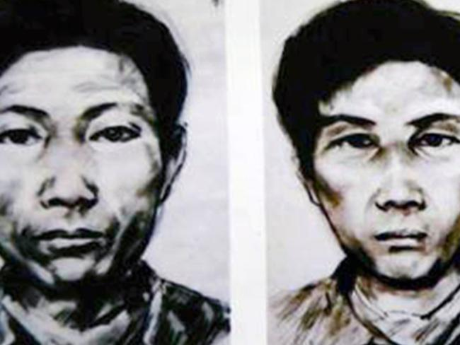 Gao Chengyong was caught after 28 years on the run.