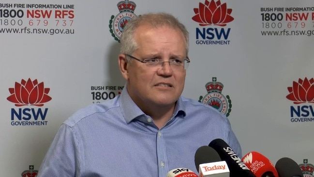 """""""I get it"""": PM apologises for holidaying during crisis"""