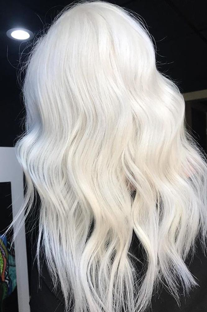 Nordic white is the new platinum blonde - Vogue Australia