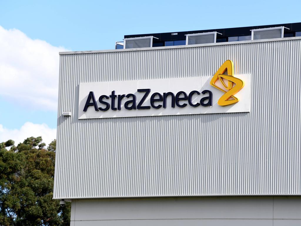 More than 53 million doses of the AstraZeneca vaccine will be made in Australia. Picture: NCA NewsWire/Bianca De Marchi