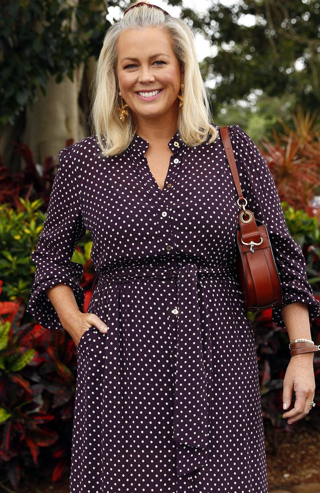 Samantha Armytage is opening up about her career. Picture: Sam Ruttyn