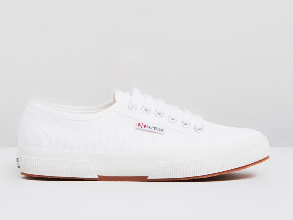 The Superga 2750 Cotu Classic topped the online retailer's annual Year In Fashion report. Picture: The Iconic