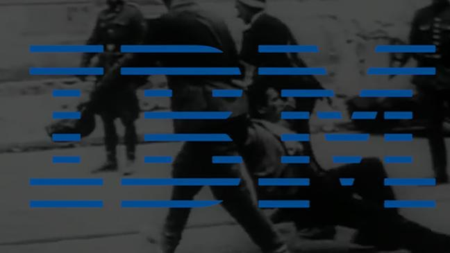 IBM's role in Nazi death camps