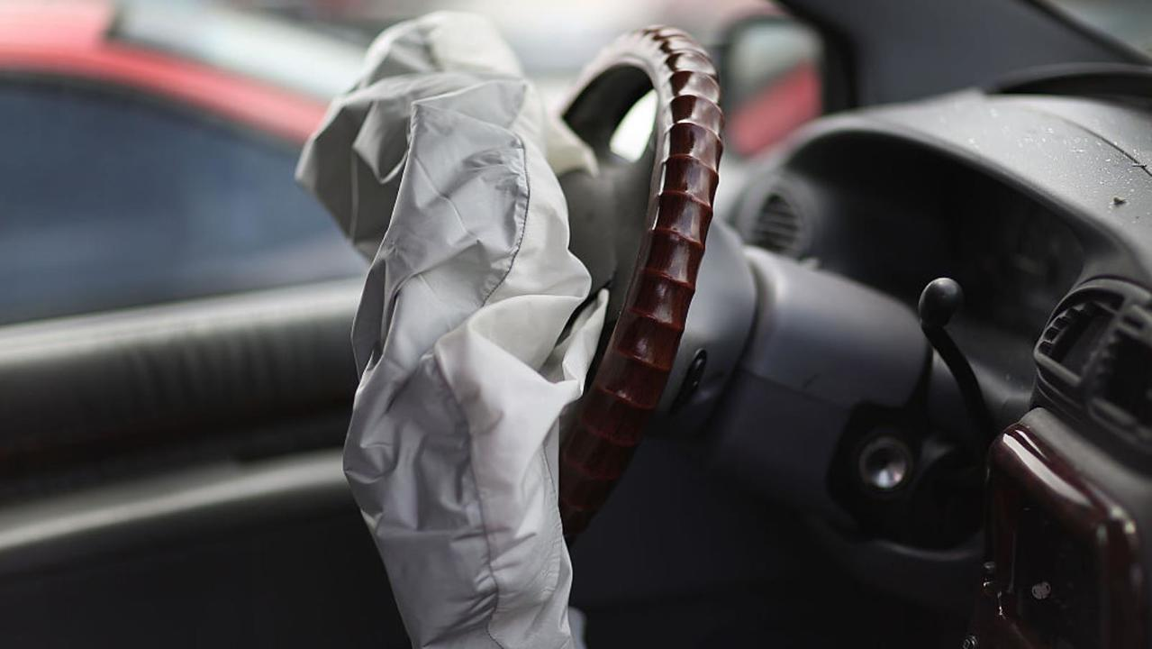 Honda and Mitsubishis might be fitted with deadly Takata airbags