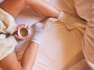 Coffee or orgasm - and why do we have to choose? Source: iStock