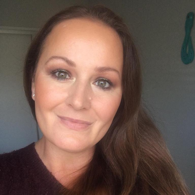 Brisbane woman Jodi Le Bas decided to make her own version after only finding expensive options online. Picture: Supplied