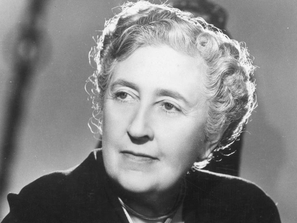 The Queen of Crime: Agatha Christie. Picture: Supplied